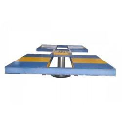 Cầu nâng 1 trụ rửa xe Trung Quốc WF338-4
