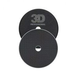 Phớt mút hình mạng nhện 6.5', màu đen, bước 3 | K-56SBK