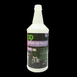 Thân bình xịt đựng sản phẩm vệ sinh bề mặt sơn Spray Detailer 32Oz | C-03503