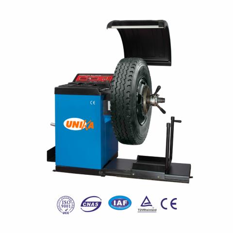Máy cân bằng lốp xe tải UNIKA U-1280