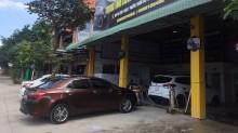 Cafe – Rửa xe New Star ở Bình Dương – Mô hình kinh doanh mới